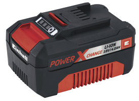 Einhell Power X-Change 4.0 Ah / Akumulátor / 18 V / Li-Ion