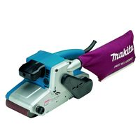 Makita 9404J / Pásová bruska / 1010W / 610 x 100 mm / systainer