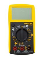 Stanley STHT0-77364 / Multimetr / Kategorie III / LCD Display