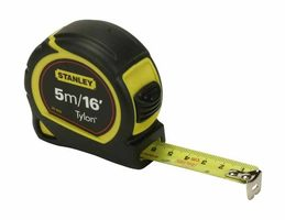 Stanley 0-30-696 / Svinovací metr 5m / 16ft x 19mm Tylon