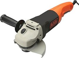 Black&Decker KG1202K-QS / Úhlová bruska / 1200W / 125 mm / 11.000 ot-min