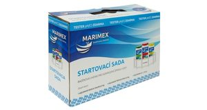 Marimex Aquamar START set chemický (Shock. Triplex Mini. pH-. tester)