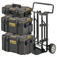 DeWalt DWST83401-1 / ToughSystem 2.0 DSTrolley / set kufrů DS166 & DS300 & DS400 a vozíku 1-70-324 / IP65