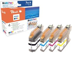 Peach alternativní cartridge Brother LC-223 / Brother DCP-J4120DW / Multi Pack