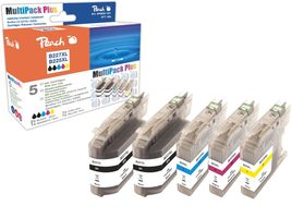 Peach alternativní cartridge Brother LC-227XL a 225XL / Brother MFC-J4620 / Combi Pack Plus