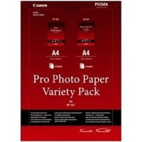 Canon Pro Photo Paper Variety Pack A4 (LU+PT) 5+5