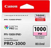 Canon cartridge PFI-1000 PM Photo Magenta Ink Tank