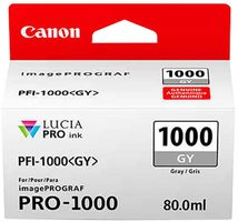 Canon cartridge PFI-1000 GY Grey Ink Tank