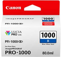Canon cartridge PFI-1000 B Blue Ink Tank