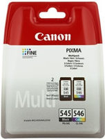 Canon originální cartridge PG-545 XL, CL-546XL / Photo value