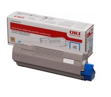 OKI Cyan toner do C612-6K