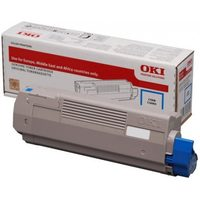 OKI Cyan toner do C823/833/843-7K