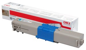 OKI Cyan toner do C332/MC363-1.5K