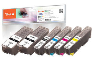 Peach alternativní cartridge 33XL MultiPack Plus / XP-530 / XP-630 / XP-635 / XP-830