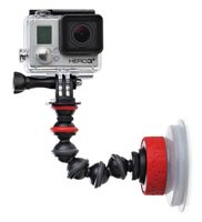 JOBY Suction Cup&GorillaPod Arm pro GoPro