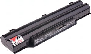 T6 Power Baterie pro Fujitsu LifeBook LH520 / LH530 / AH530 / E741 / PH50 / PH521 / 6cell / 5200mAh