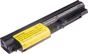 T6 Power Baterie pro IBM ThinkPad T61 14.1 wide / R61 14.1 wide / R400 / T400 / 4cell / 2600mAh