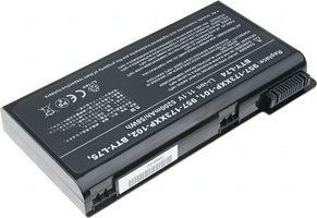 T6 Power Baterie pro MSI CX500 / CX600 / CX610 / CX620 / CX630 / CX720 / CR610 / CR620 / GE700 / 6cell / 5200mAh