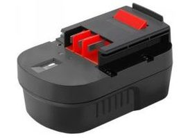 Qoltec Power tools battery pro Black&Decker A14 / 3000mAh / 14.4V