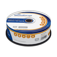 MediaRange DVD+R 4.7GB 16x spindl 25ks