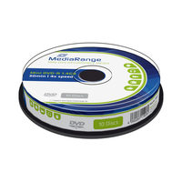 MediaRange DVD-R 8cm 1.4GB 4x spindl 10ks