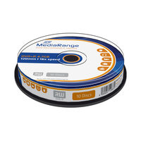 MediaRange DVD+R 4.7GB 16x spindl 10ks