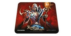 Rozbaleno - SteelSeries QCK Limited Edition Runes Of Magic / rozbaleno