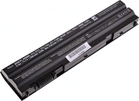 T6 Power Baterie pro Dell Latitude E6420 / E6430 / E6520 / E6530 / E5420 / E5430 / E5520 / 6cell / 5200mAh