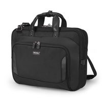 "Dicota Top Traveller Business 14-15.6"" / Brašna na notebook / do 15.6"" / polyester / černá"