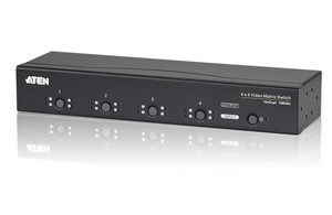 ATEN 4x4 port matrix video switch / 4xPC - 4x monitor (4 vstupy-4 výstupy)
