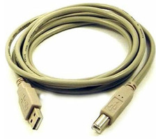Datalogic RS232 kabel / PC Dsub / 9pin / 4.5m