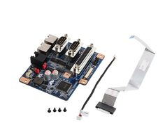 Shuttle Port Kit POS01 pro X50V4 / 1xLPT / 4xCOM / 1x RJ11