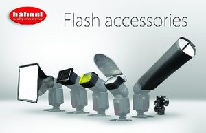 Hähnel Universal Flash Accessory Kit - set difuzérů