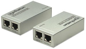 Manhattan Extender HDMI 60m / Cat5e / Cat6 / 1080p