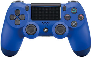 Dualshock 4 V.2 Controller Wave Blue (SONY PlayStation 4) / Modrý