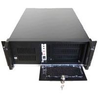 "Server Case 19"" IPC970 480mm, bílý - bez zdroje"
