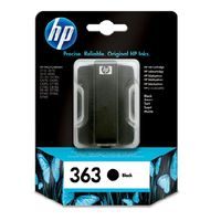 HP C8721EE Ink Cart No.363 pro PS 8250, 6ml, Black