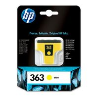 HP C8773EE Yellow ink. cartridge No. 363 pro PS 8250