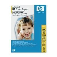 Q8696A Advanced Photo Paper, Gloss, 13x18cm, 25ks, 250g/m2