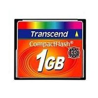 Transcend Compact Flash karta 133x 1GB