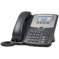 Cisco SPA504G - IP telefon, 4 linky, PoE, LCD displej