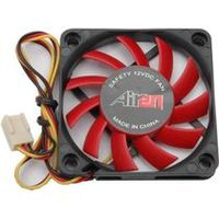 AIREN FAN RedWings60 (60x60x10mm, 17,5dBA) 3pin 12V