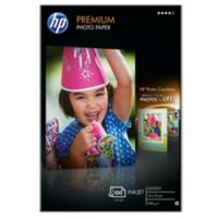 Q8032A Premium Photo Pap. Gloss,10x15cm,s chlopní,100ks,240g/m2