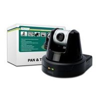 Digitus Pan&Tilt Internet IP Camera, Pan&Tilt Internet IP Camera, Max. 640 x 480, Up to 30 fps