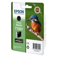 EPSON T1591 originálních cartridge / 17 ml /Photo Black