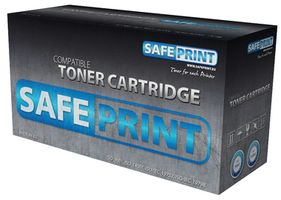 SAFEPRINT toner Epson C13S050166 | Black | 6000str