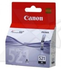 Canon cartridge CLI-521BK Black BLISTR s ochranou (CLI521Bk)