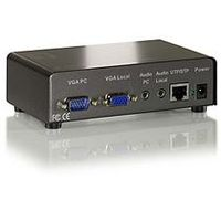 Level One AVE-9201 Cat.5 Audio/Video Transmitter Unit 1 Port Cat.5