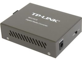 TP-LINK MC210CS / Konvertor / 1x Gigabit SC / 1x GLAN / Single-Mode