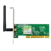 TP-LINK TL-WN751ND / PCI Adaptér N150 / 802.11n / 2.4GHz 150Mbps / PCI
